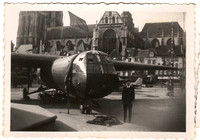 British glider at the exposition